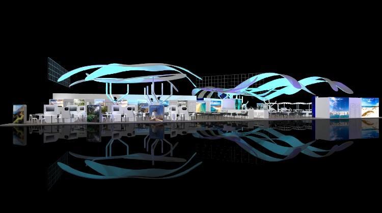 Pabellón de Islas Canarias en Fitur 2021