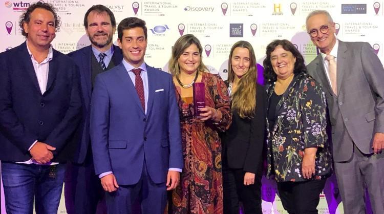 """La acción de Islas Canarias """"Not Winter Games"""" recibe una Plata en los International Travel & Tourism Awards (ITTA)"""